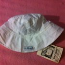 "NWT Vtg 1988 The Original Flap Happy Bucket Hat XL 22"" Youth Kids"