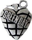 Green Day Belt Buckle