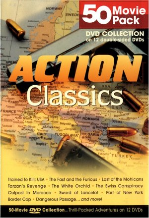 50 Movie Pack Action Classics