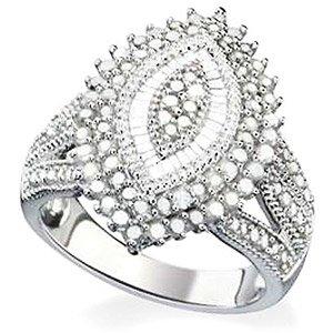 1cttw diamond ring