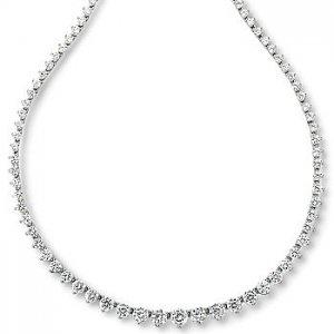 20 3/4 cttw diamond necklace