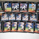 NEW YORK YANKEES 1992 PINNACLE BASEBALL CARDS TEAM LOT  FREE SHIPPING !!!