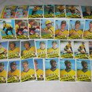 PITTSBURGH PIRATES 1985 TOPPS BASEBALL CARDS TEAM LOT FREE SHIPPING !!!
