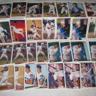 CHICAGO CUBS 1992 UPPER DECK BASEBALL CARDS TEAM LOT FREE SHIPPING !!!