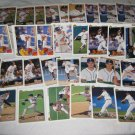 DETROIT TIGERS 1992 UPPER DECK BASEBALL CARDS TEAM LOT FREE SHIPPING !!!