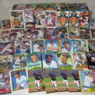 MILWAUKEE BREWERS HUGE BASEBALL CARD LOT FREE SHIPPING !!!
