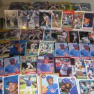 CHICAGO CUBS HUGE BASEBALL CARD LOT FREE SHIPPING !!!