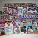 BOSTON RED SOX HUGE BASEBALL CARD LOT FREE SHIPPING !!!