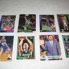 MILWAUKEE BUCKS BASKETBALL CARD TEAM LOT