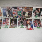 BOSTON CELTICS BASKETBALL CARDS TEAM LOT