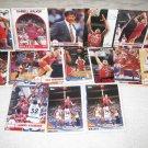 WASHINGTON BULLETS BASKETBALL CARDS TEAM LOT