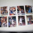 SACRAMENTO KINGS BASKETBALL CARDS TEAM LOT