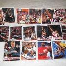 PORTLAND TRAILBLAZERS BASKETBALL CARDS TEAM LOT
