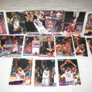 LOS ANGELES CLIPPERS BASKETBALL CARDS TEAM LOT