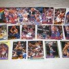 DENVER NUGGETS BASKETBALL CARDS TEAM LOT