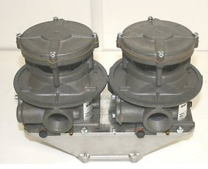 IMPCO FOR 2 425 MIXERS TO HOLLEY 4 BRRL MOUNT & MIXERS