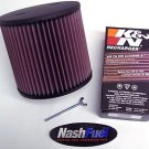 """K&N AIR FILTER & RE CHARGER CLEANING KIT FOR CT425M PROPANE MIXER 425 K N 5-1/8"""""""