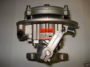 IMPCO LPG PROPANE CARBURETOR MIXER CA125 CA125-100-2