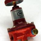 MARSHAL EXCELSIOR MEGR-6120-100 PROPANE REGULATOR ADJUSTABLE HIGH PRESSURE LPG