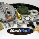 TRI-FUEL KIT NATURAL GAS PROPANE GASOLINE BRIGGS 257417 19E412 256412 19G412 LPG