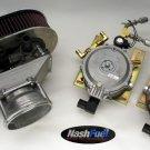 V8 DUAL FUEL PROPANE CONVERSION KIT HOLLEY 600HP HIGH HORSEPOWER PERFORMANCE