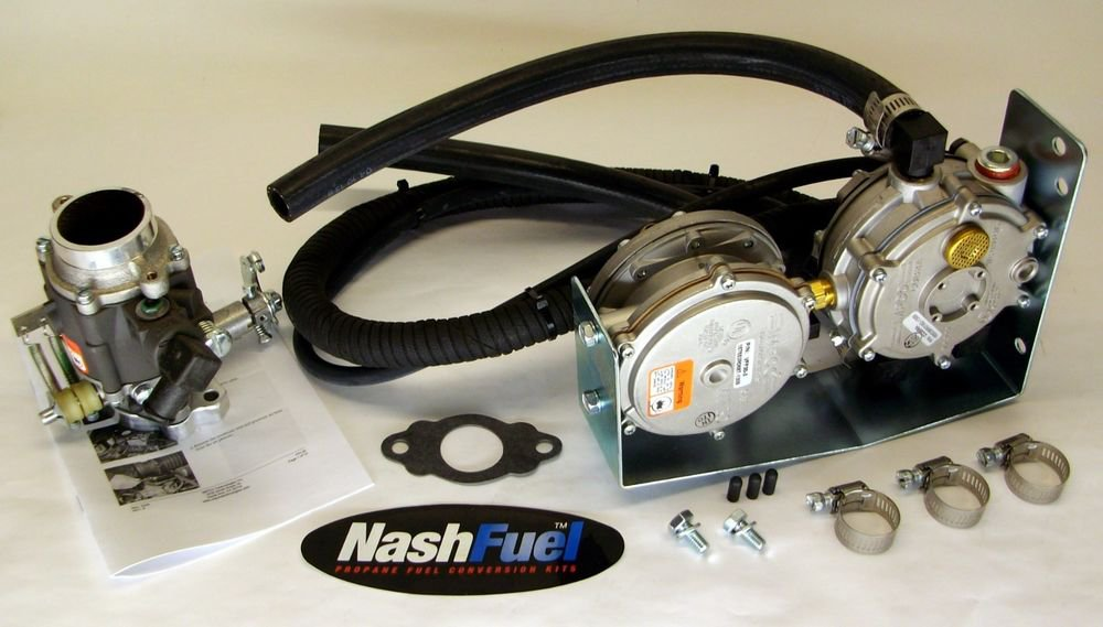 Impco Propane Complete Conversion Kit For Toyota 4y Engines Replace Aisan System