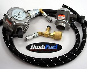 WISCONSIN VH4D ENGINE COMPLETE PROPANE CONVERSION KIT DUAL