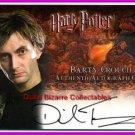 Harry Potter Jamie Waylett Vincent Crabbe Auto Trading Card PoA Prisoner Azkaban
