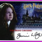 Harry Potter and Prisoner of Azkaban PoA Chris Rankin Percy Weasley Auto Card