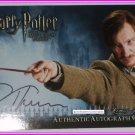Harry Potter HBP Half-Blood Prince Remus Lupin David Thewlis Auto Autograph Card