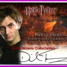 Harry Potter PoA Stan Shunpike Lee Ingleby Auto Card