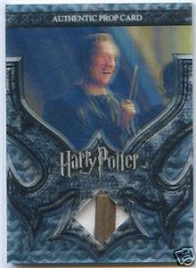 Harry Potter 3D 2nd Lupin Wand Ci4 Low Number Prop Card