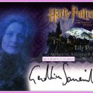 PS SS Geraldine Somerville Lily Potter Auto HTF Rare Trading Card Harry Potter