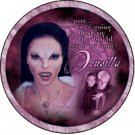 Limited Edition Drusilla Plate, Buffy Vampire - New MIB