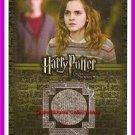 Harry Potter Order Phoenix OotP OP Daniel Radcliffe Blue Jumper Costume Card C1