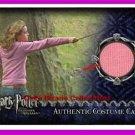 Harry Potter 3D Robert Hardy Cornelius Fudge Auto Autograph Trading Card New