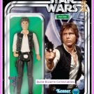 Star Wars Gentle Giant 12 inch Han Solo Kenner Vintage Jumbo Figure New MIB