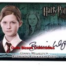 Harry Potter PS SS Stone Dean Thomas Alfred Enoch Auto Autograph Trading Card