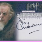 Harry Potter Order of the Phoenix OP OotP Jim McManus Aberforth Dumbledore Auto