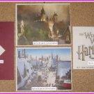 Harry Potter Wizarding World Theme Park Designs Rare