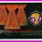 Harry Potter CoS P1 Floo Powder Prop Trading Card