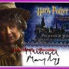 Harry Potter CoS Julian Glover Aragog Auto Autograph