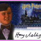 Harry Potter Chamber Secrets CoS Dudley Dursley Auto Autograph Trading Card