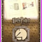 Harry Potter OP P4 Prop Card DADA Dark Arts P4 Variant
