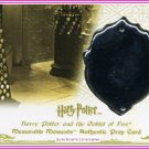 Harry Potter GoF SDCC Trophy Card - Rare Unnumbered
