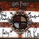 Harry Potter GoF Goblet of Fire Angelica Mandy Gabrielle Delacour Auto Autograph