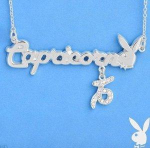 AUTHENTIC Capricorn Playboy Necklace