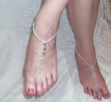 Daisy Barefoot sandals