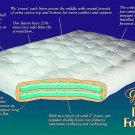 DOUBLE FOAM FUTON MATTRESS 8""