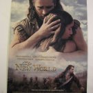 The New World Authentic Movie Poster D/S, Colin Farrel